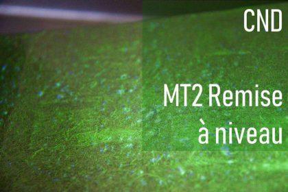 Cofrend – Magnétoscopie niveau 2 remise à niveau