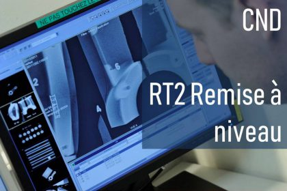 Cofrend – Radiographie X niveau 2 remise à niveau