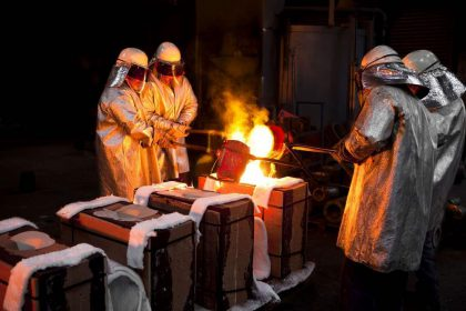 Formations CQPM en fonderie, forge et métallurgie