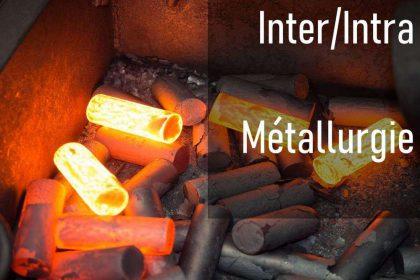 Métallurgie et traitements thermiques des pièces en acier forgé