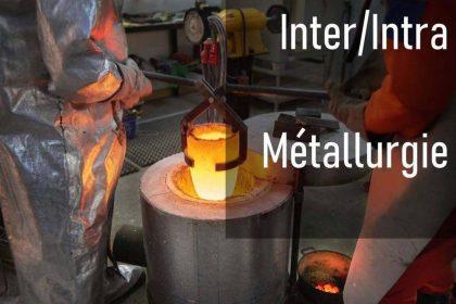 Les principes de la métallurgie appliquée aux alliages métalliques