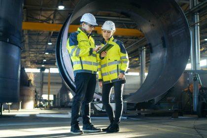 Gestes et postures de sécurité dans le travail en fonderie