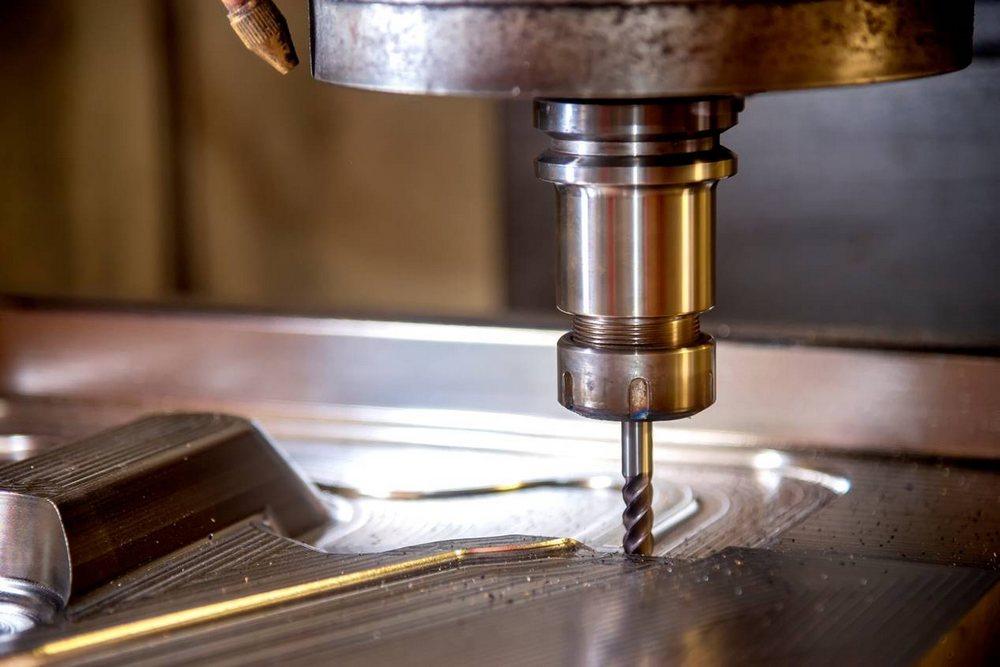Lubrification des outillages de forge