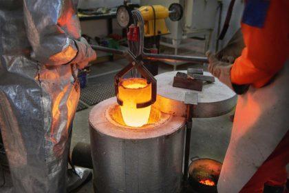 Métallurgie, élaboration et traitements thermiques des aciers moulés