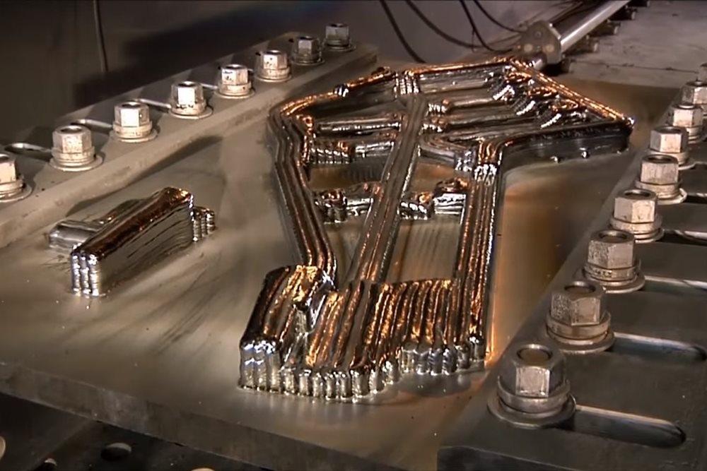 Fabrication additive : les procédés industriels