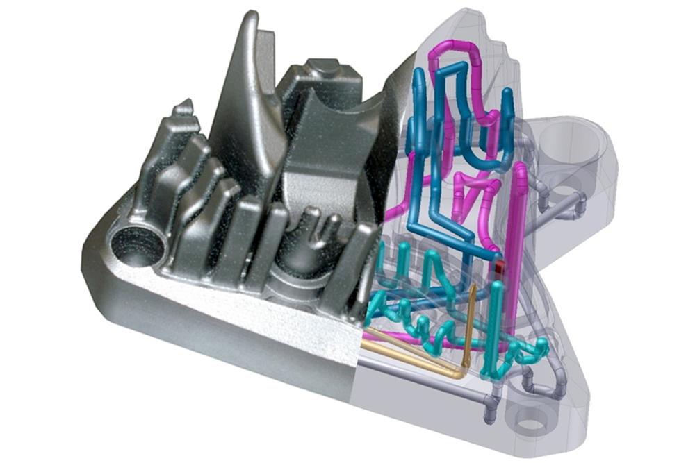 Moules et modèles de fonderie par fabrication additive
