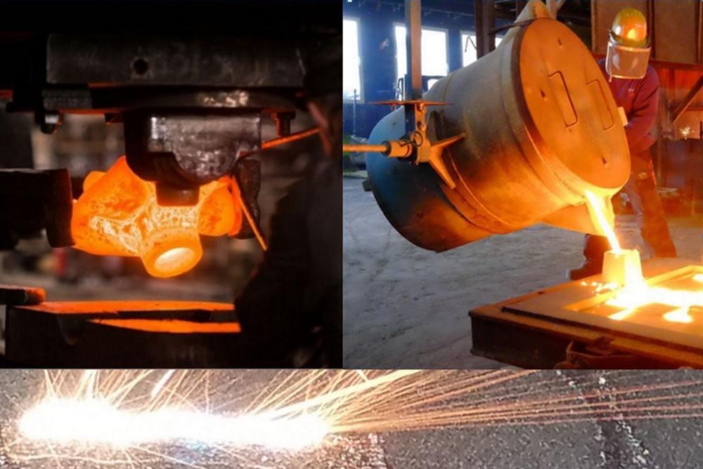 Quelle technique de mise en œuvre pour vos pièces : le fonderie, la forge, la fabrication additive