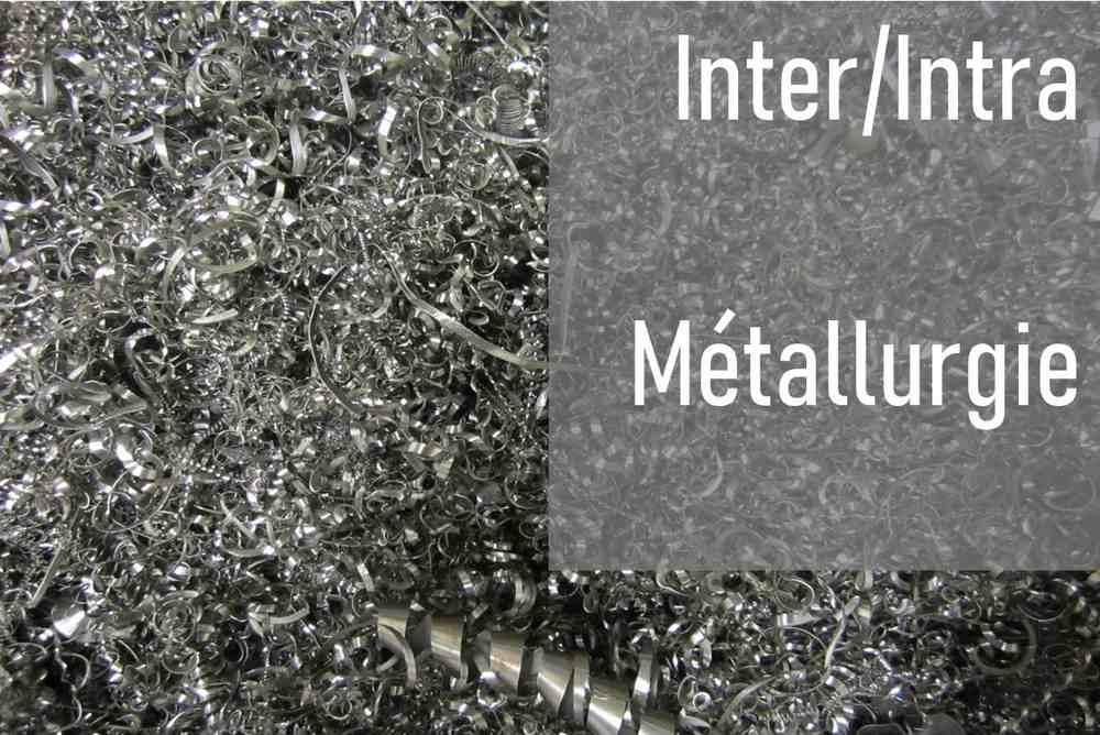 Enjeux du recyclage des matériaux métalliques