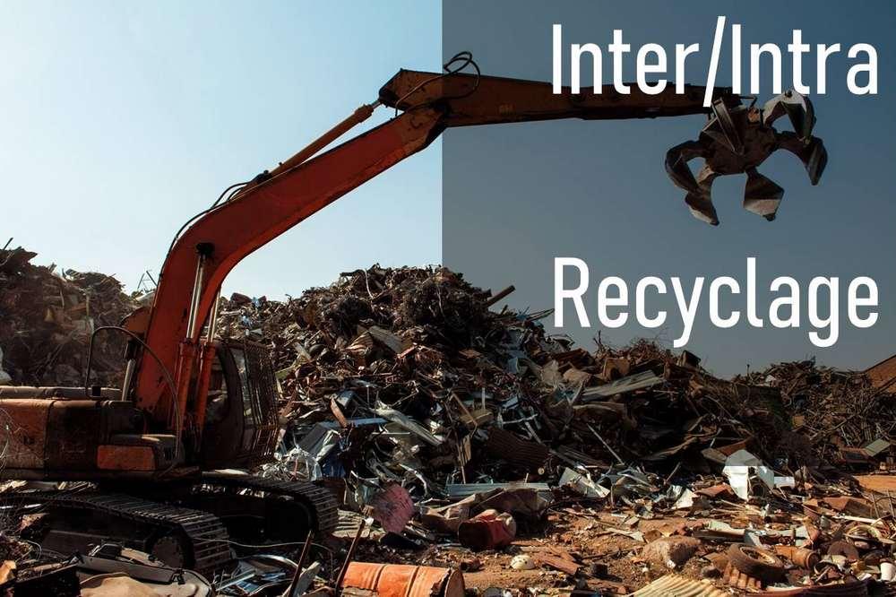 Recyclage des métaux ferreux