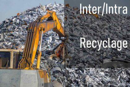 Recyclage des métaux non ferreux