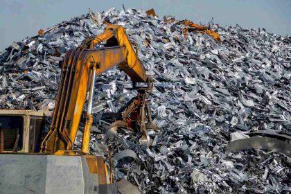 Recyclage des métaux non-ferreux